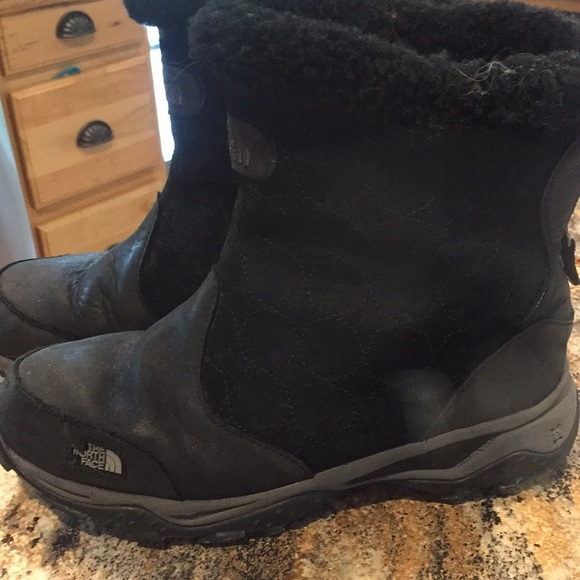 c2aaa80ec The North Face warm winter boots